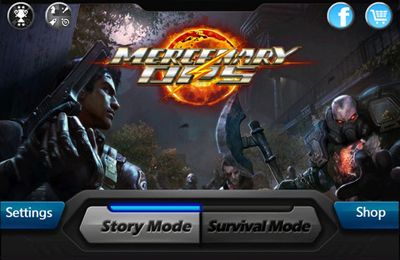 Screenshots of the Mercenary Ops game for iPhone, iPad or iPod.