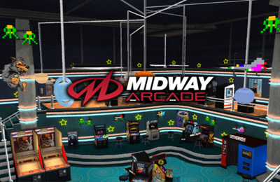 Screenshots of the Midway Arcade game for iPhone, iPad or  iPod.