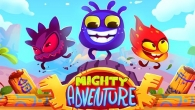 In addition to the game Critter Ball for iPhone, iPad or iPod, you can also download Mighty adventure for free