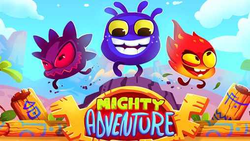 Download Mighty adventure iPhone free game.