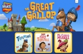 In addition to the game Real Steel for iPhone, iPad or iPod, you can also download Mike the Knight: The Great Gallop for free