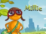 In addition to the game  for iPhone, iPad or iPod, you can also download Millie for free