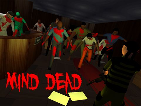Screenshots of the Mind dead game for iPhone, iPad or iPod.