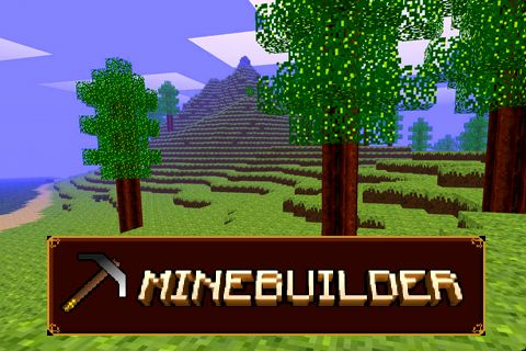 Download Minebuilder iPhone free game.