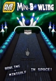 In addition to the game Planet Wars for iPhone, iPad or iPod, you can also download AMP MiniBowling for free