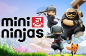 In addition to the game Nemo's Reef for iPhone, iPad or iPod, you can also download Mini Ninjas for free
