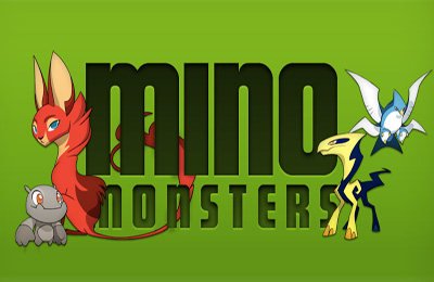 Screenshots of the MinoMonsters game for iPhone, iPad or iPod.