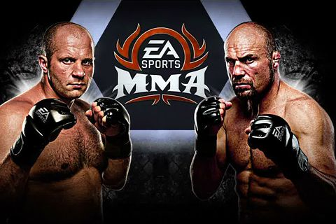 Download MMA: Mix martial arts iPhone free game.
