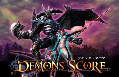 Screenshots of the Demon's Score game for iPhone, iPad or iPod.