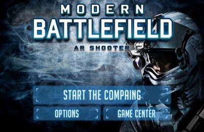 Download Modern Battlefield AR Shooter iPhone free game.