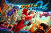 In addition to the game Ice Halloween for iPhone, iPad or iPod, you can also download Mole Kart 2 Evolution for free