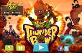 In addition to the game  for iPhone, iPad or iPod, you can also download Monkey Quest: Thunderbow for free