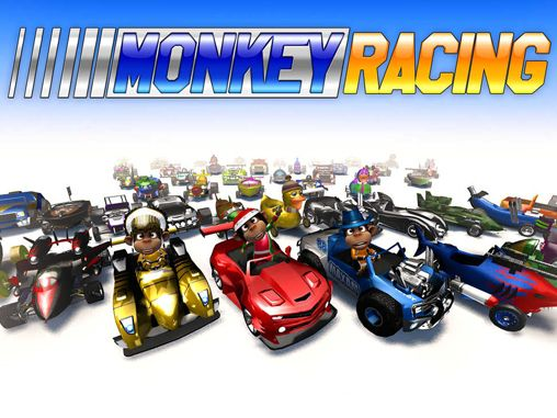 Download Monkey racing iPhone free game.