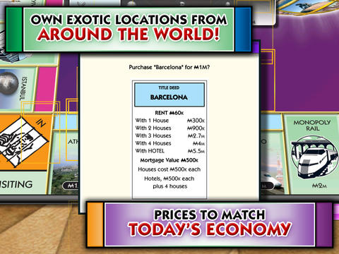 monopoly world edition online free