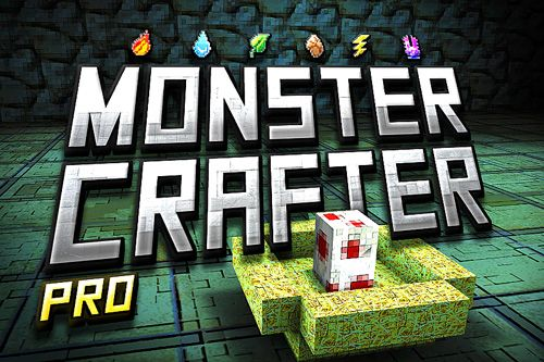 Download Monster crafter pro iPhone free game.