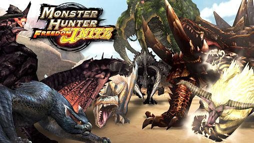 Download Monster hunter freedom unite iPhone free game.