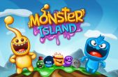In addition to the game Fruit Ninja for iPhone, iPad or iPod, you can also download Monster Island for free
