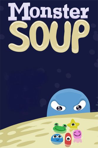 Download Monster soup iPhone free game.