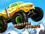 In addition to the game Angry Birds for iPhone, iPad or iPod, you can also download Monster stunts for free