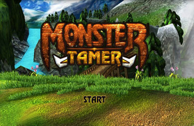 Download Monster Tamer iPhone free game.