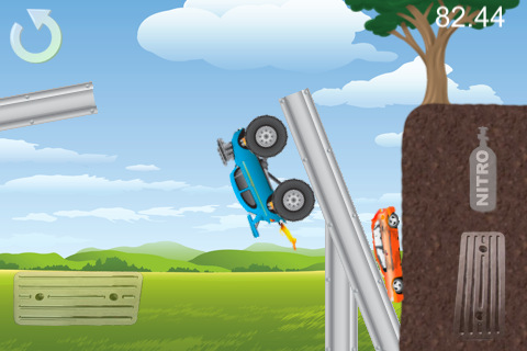 monster truck mania free online game