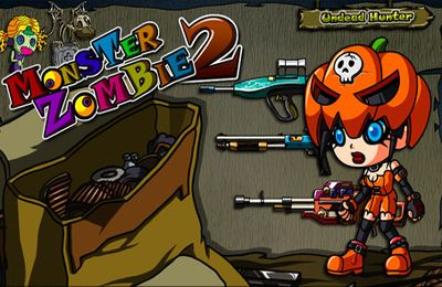 Download Monster Zombie 2: Undead Hunter iPhone free game.