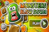 In addition to the game Throne on Fire for iPhone, iPad or iPod, you can also download Monsters Blow Down for free