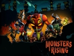 In addition to the game Throne on Fire for iPhone, iPad or iPod, you can also download Monsters Rising for free