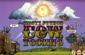 In addition to the game Traffic Racer for iPhone, iPad or iPod, you can also download Monty Python's Cow Tossing for free