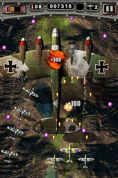 Screenshots of the Mortal Skies - Modern War Air Combat Shooter game for iPhone, iPad or iPod.