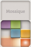 In addition to the game 3D Chess for iPhone, iPad or iPod, you can also download Mosaique for free