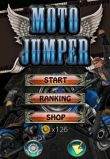 In addition to the game Monster Truck Racing for iPhone, iPad or iPod, you can also download Moto Jumper for free