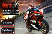 In addition to the game Zombie Carnaval for iPhone, iPad or iPod, you can also download Moto Madness - 3d Motor Bike Stunt Racing Game for free