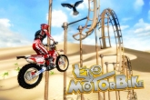 In addition to the game Ultimate Mortal Kombat 3 for iPhone, iPad or iPod, you can also download Motorbike for free