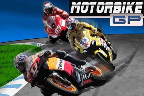 Screenshots of the Motorbike GP game for iPhone, iPad or iPod.