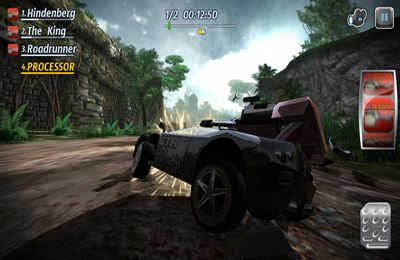 Screenshots of the Motorblast game for iPhone, iPad or iPod.