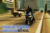In addition to the game Birzzle for iPhone, iPad or iPod, you can also download Motorcycle driving school for free
