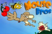 In addition to the game Topia World for iPhone, iPad or iPod, you can also download Mouse Bros for free