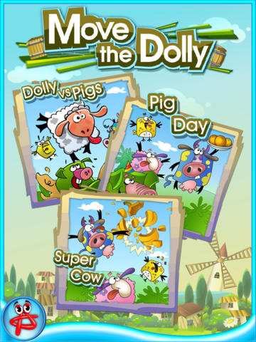 Download Move the Dolly iPhone free game.