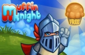 In addition to the game Bad Piggies for iPhone, iPad or iPod, you can also download Muffin Knight for free
