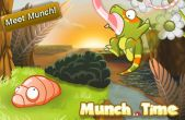 In addition to the game Superman for iPhone, iPad or iPod, you can also download Munch Time for free