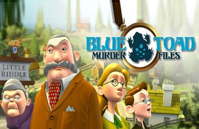 Screenshots of the Murder Files game for iPhone, iPad or iPod.