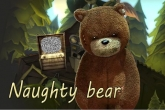 Download Naughty bear iPhone free game.
