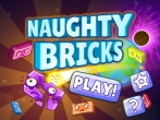In addition to the game  for iPhone, iPad or iPod, you can also download Naughty Bricks for free