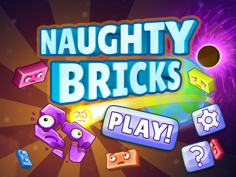 Naughty Bricks iPhone game - free. Download ipa for iPad