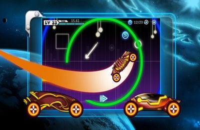 neon car racing games