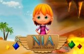 In addition to the game Bejeweled for iPhone, iPad or iPod, you can also download Nia: Jewel Hunter for free