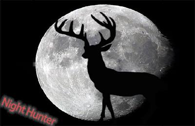 Screenshots of the Night Hunter game for iPhone, iPad or iPod.