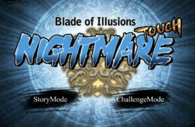 Screenshots of the Nightmare game for iPhone, iPad or iPod.