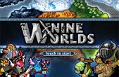 In addition to the game Eternity Warriors 2 for iPhone, iPad or iPod, you can also download Nine Worlds for free